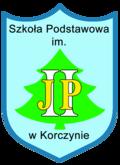 Logo Szkoła Podstawowa im. Jana Pawła II w Korczynie