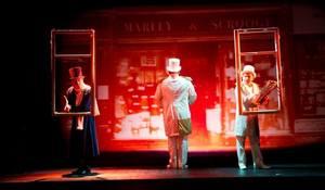 Wyjście klas VII do Białostockiego Teatru LalekZdjęcie 3 [300x175]