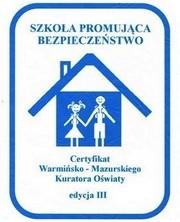 szkoła promująca bezpieczeństwo