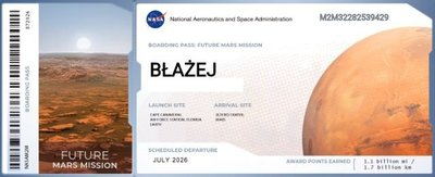 Boarding Pass Błażej Misja na Marsa.jpg