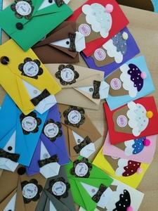 Prace - kolorowe laurki dzieci na dzień babci i dziadka