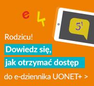 Dziennik UONET+ instrukcja