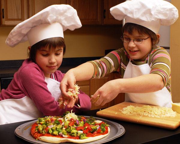 W naszej kuchni może być kolorowo i wesoło!