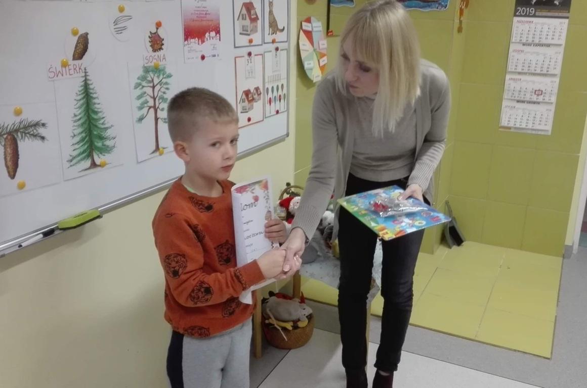 """Konkurs szkolny pt.: """"Bombka Kociewska"""""""
