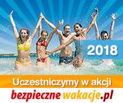 Bezpieczne wakacje 2018