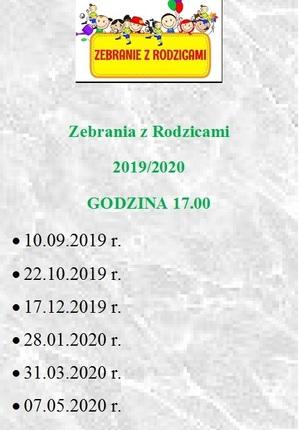 Zebrania z Rodzicami 20192020 [300x430]
