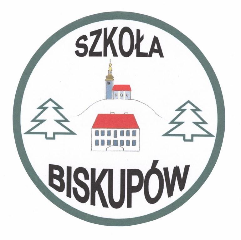 Logo Publiczna Szkoła Podstawowa Stowarzyszenia Przyjaciół Szkoły w Biskupowie